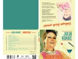 CD Layout Digipack - Julia Kokke - Kokktails