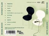 CD Gestaltung - Cover, back